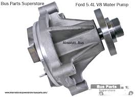 bus parts, international, powerstroke, ford 2000 F350 Water Pump Diagram ford 5 4l v8 water pump 2000 ford f350 water pump replacement