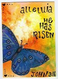 Image result for vintage easter He is risen