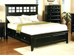 modern leather storage bed queen size with bedroom furniture sets
