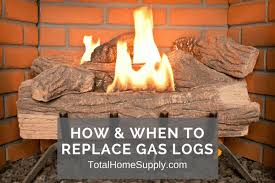 How Long Do Gas Logs Last How To Replace Gas Fireplace Logs