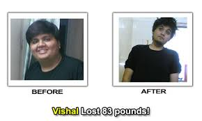Weight Loss Stories Vishal Lost 83 Pounds In 13 Months
