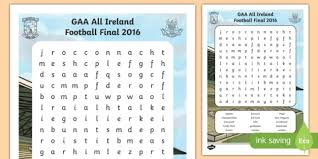 Dublin Gaa Football All Ireland Senior Championship Word