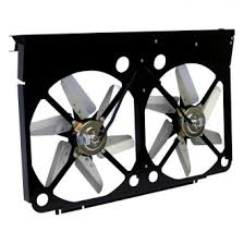 1992 chevy ck pickup replacement radiator fans carid com perma cool® cool pack radiator cooling fan system