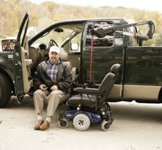 wheelchair lift for van. Bruno Out-Rider Scooter Lift, Wheelchair Power-chair Lift For Pickup Trucks Kentucky, Indiana, Tennessee \u0026 Louisiana | Superior Van Mobility