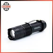 0219) Đèn Pin T6 Led Siêu Sáng