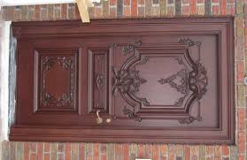 teak wood single door design catalogue didny indian wooden door