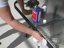 easy fix for oxidized patio furniture