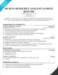 Functional Resumes Samples Best Of Sample Resume Human Resources Human Resource Generalist Resume