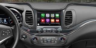 2018 chevrolet impala interior.  interior chevrolet impala fullsize car technology apple carplay and 2018 chevrolet impala interior p