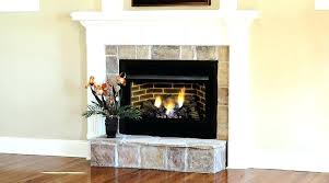 fireplace hearth decor no vent free gas fireplaces mantel ideas