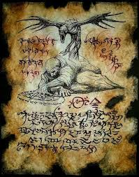 pin by akame kag on necronomicon occult rpg and ars magica