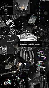 Black aesthetic wallpaper, Dark ...