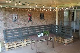 creative patio furniture. diy outdoor patio furniture from pallets 18 simple yet creative wood projects to give
