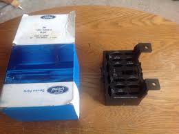 1992 1993 ford festiva fuse box new oem