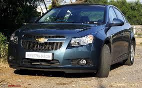 Chevrolet Cruze LTZ 2.0 Diesel : Test Drive & Review - Team-BHP