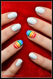 74 best RAINBOW - GAY PRIDE NAIL ART images on Pinterest | Make up ...