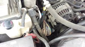 melted wiring harness help blazer forum chevy blazer forums melted wiring harness help