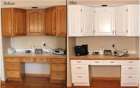 painting cabinets white before and afterPainting Wood Kitchen Cabinets Before And After Painting Wood