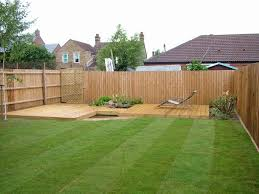 Small Picture Small Garden Design Ideas Decking Bed ideas garden decking with