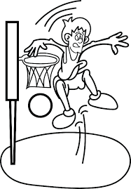 basketball coloring picture coloring book basketball court coloring book clip art basketball coloring book players coloring