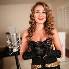 Picture of Haley Reinhart style and outfits Pinterest Haley.