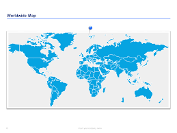Editable World Map For Powerpoint Download Reuse Now Editable World Maps For Powerpoint Presentation