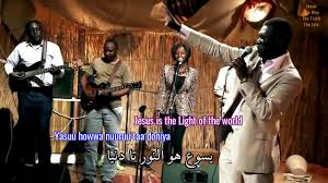 Jesus Is The Way The Truth And The Light Song Jesus Is The Way Sudanese Arabic Christian Song Subtitle