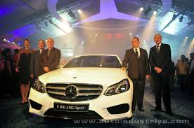 new car releases 2014 philippinesMercedesBenz launches the new 2014 EClass in the Philippines