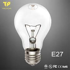 Frosted Light Bulbs Hot Item A55 Globe Lighting E27 B22 Clear Frosted Glass Incandescent Light Bulbs 120v 127v 240v A19 100w 75watt Lamps Price