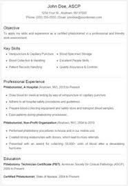 phlebotomist resume sample plus downloadable template stand out from the rest phlebotomy sample phlebotomist resume
