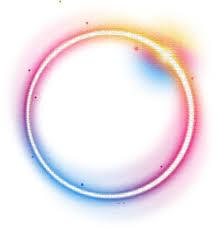 circle animation dec jaune yellow bleu blue rose pink stefstamp rond round cercle