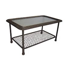 black rectangle coffee table. Full Size Of Patio Dining Sets:wicker Coffee Tables Solid Wood Table Black Rectangle