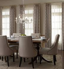fancy dining room curtains. Curtains Dining Room Curtain Ideas For Elegant Fancy O