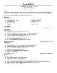 Janitorial Skills Fabulous Sample Resume For Janitor Free Career