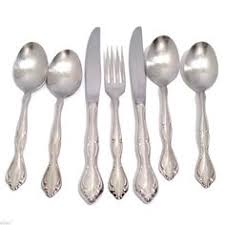 Oneida Flatware Discontinued Patterns Magnificent Oneida Community ROYAL FLUTE Betty Crocker Stainless Silverware