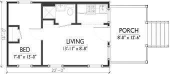 tiny house floor plan for marianne cusato s katrina cottage