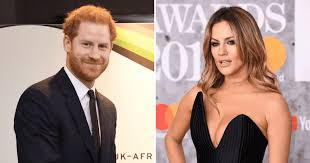 Gladiators host caroline flack was reportedly an overnight guest at harry's clarence house apartment after the pair partied together until 4am photo: Caroline Flack Briefly Dated Prince Harry But Relationship Ended Because Of Intense Media Attention Meaww