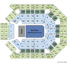 Mgm Grand Theater Las Vegas Seating Chart Mgm Grand Garden Arena Seating Chart With Rows Mgm Grand
