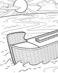 Choose from our diverse categories like cartoon coloring pages, disney coloring pages to animal coloring sheets, everything your kids want to colour you will find it here for free! Noah S Ark Printable Coloring Pages