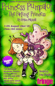 edinburgh fringe festival box office. Princess Pumpalot - Edinburgh Fringe Festival Box Office U