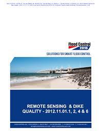 Pdf Remote Sensing Dike Quality 2012 11 01 1 2 4 6