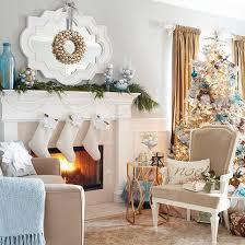 christmas living room decorating ideas. Pretty Christmas Living Rooms Room Decorating Ideas