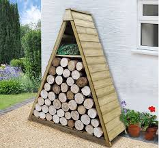 Log stores are very useful things, enabling the owner to make the most out  of their log fire, log burning stove, or chiminea. Not all log burning  stoves are ...