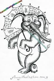 Small Picture happy elephants black and white images funny elephant pictures