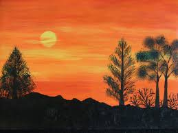 fullsize of brilliant painting easy easy landscape paintings new easy acrylic landscape painting easy easy landscape