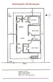 west facing duplex house plans 30x40 as per vastu autocad of west facing house plan dwg