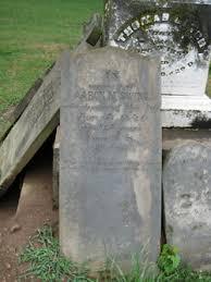 Aaron Matson Swing (1824-1841) - Find A Grave Memorial