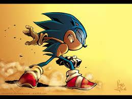 Sonic The Hedgehog Wallpaper For Bedrooms Sonic The Hedgehog Wallpaper By Renaedeliz On Deviantart