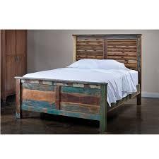 reclaimed wood queen bed. Unique Wood Wood Queen Bed And Reclaimed