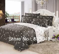 100 cotton al notes comforters duvet cover bedding four set retro bed linen notes bedding queen size uk 2019 from home1688